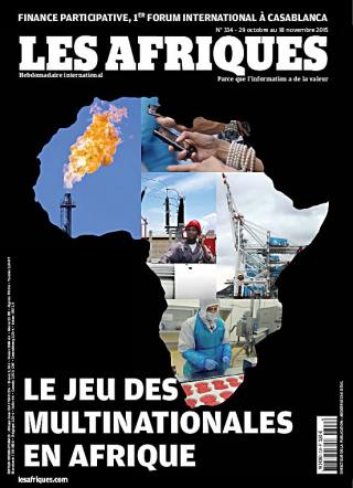 Abonnement Les Afriques